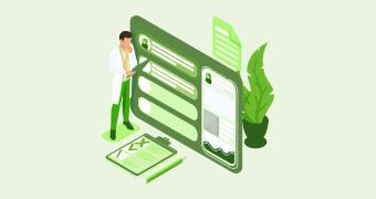 医療業界向けクラウド型文書管理システム